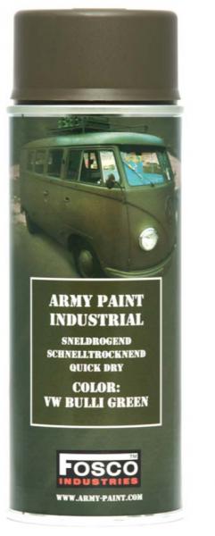 Farbspray Army Paint 400ml VW Bullie Grün- Fosco Industries