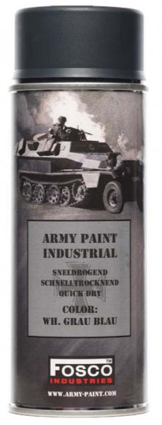 Farbspray Army Paint 400ml WH Grau Blau - Fosco Industries