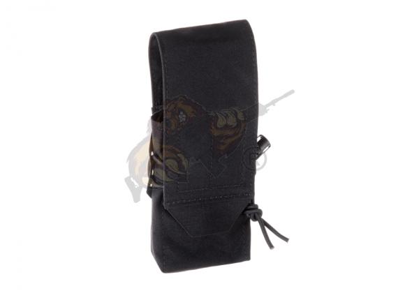AK Double Mag Pouch Black - Templar's Gear
