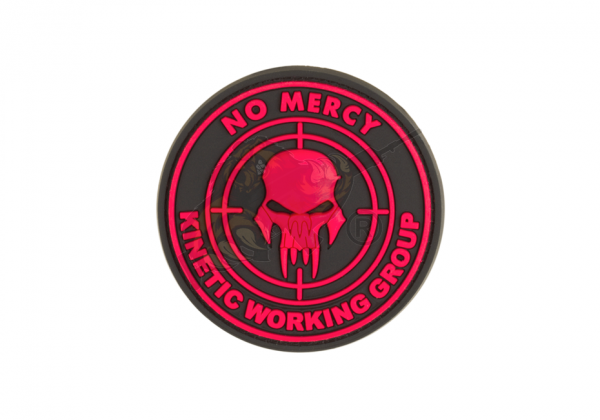 JTG - No Mercy - Kinetic Working Group - Insider Patch, Blackmedic