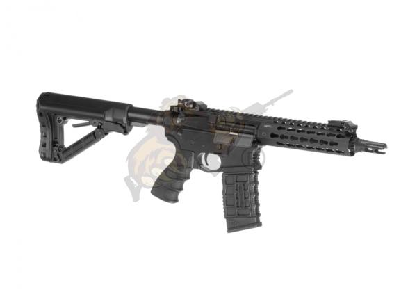 G&G CM16 SRS Airsoft mit ETU in schwarz -F-