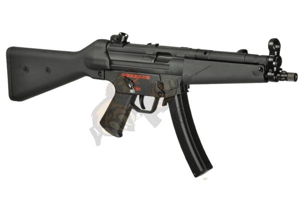 G&G EGM A4 in schwarz mit PBB Airsoft - max 0,5 Joule