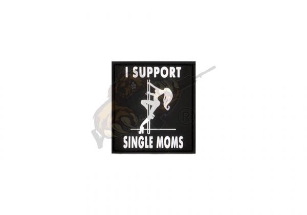 JTG - I Support Single Moms Patch - Swat