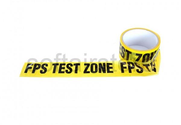 Zone Tape / Absperrband - fps Test Zone