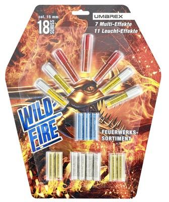 Umarex Pyro Wildfire Blister - 18 Stück