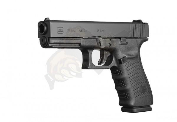 Glock 21 Gen 4 im Kaliber .45 Auto Schwarz - Glock