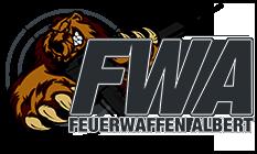 FwA - Feuerwaffen Albert - zur Startseite wechseln