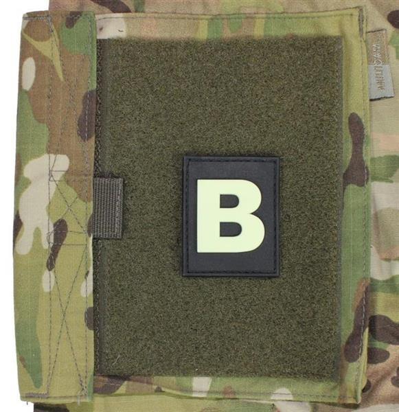Team Member ID - Buchstabe - Black-GID