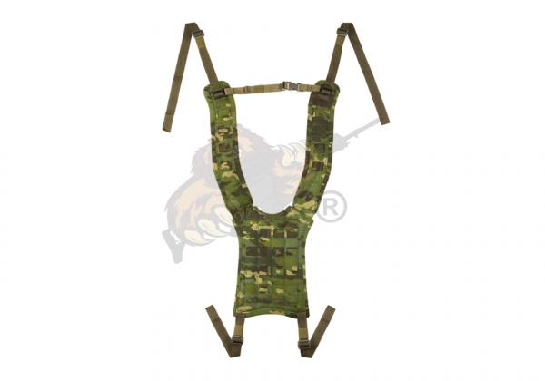4-Point H-Harness Multicam Tropic - Templar's Gear