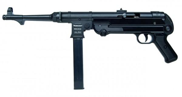 GSG MP40 Schreckschuss Maschinenpistole cal. 9 mm P.A.K. Schwarz