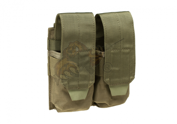 M4 Double Mag Pouch Oliv - Condor