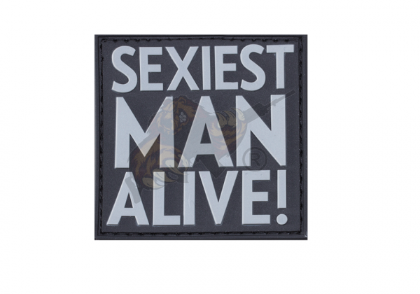 JTG - Sexiest Man Alive Patch