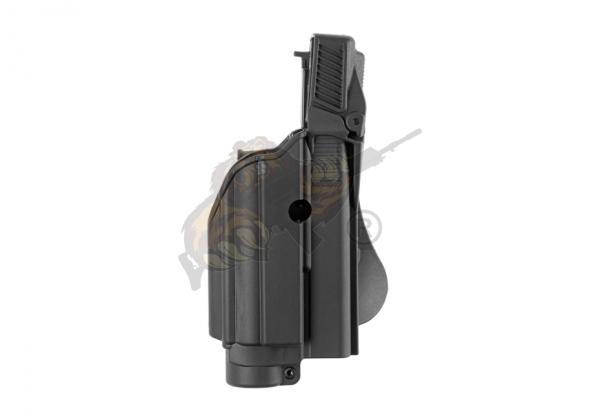 Level 2 Light / Laser Holster für Glock 17