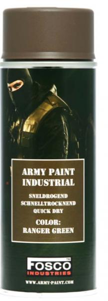 Farbspray Army Paint 400ml Ranger Green- Fosco Industries