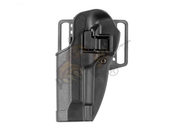 CQC SERPA Holster M92 Links in Schwarz - Blackhawk