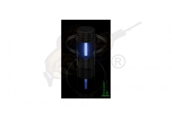 H3 Schlüsselanhänger trigalight®-Marker - blau