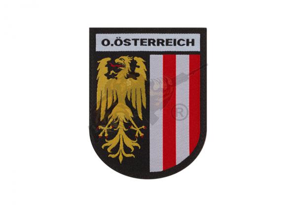 Oberösterreich Shield Patch Color - Clawgear