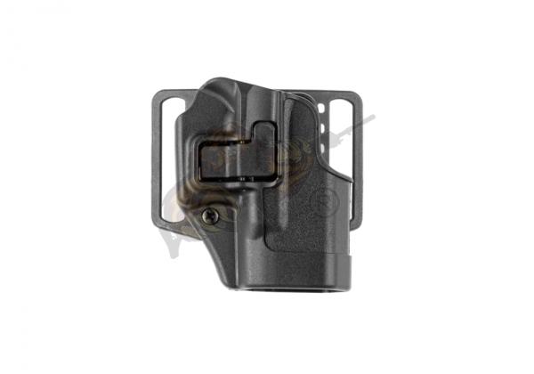 CQC SERPA Holster für Glock 26/27/33 in Schwarz - Blackhawk