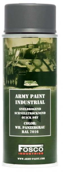 Farbspray Army Paint 400ml RAL 7016 Panzergrau- Fosco Industries