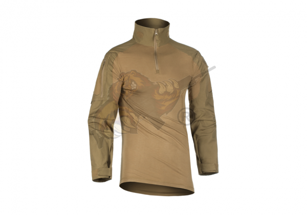 Operator Combat Shirt Coyote - Clawgear