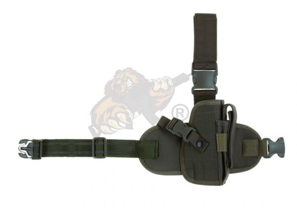 Dropleg Holster Ranger Green (Invader Gear)