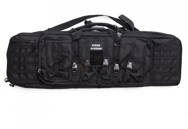 """41"""" Airsoft Padded Weapons Case - 105cm - Black"""