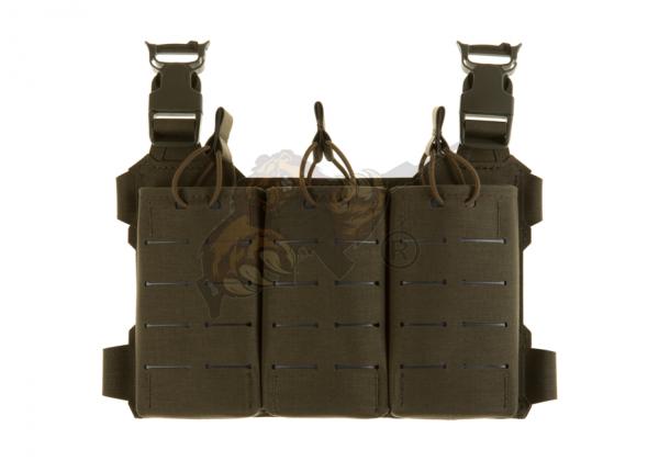CPC Shingle Panel / Micro Chest Rig Ranger Green - Templar's Gear
