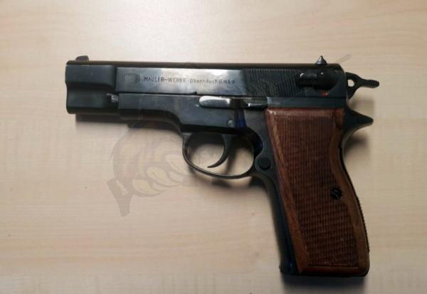 Mauser 90 DA Compact