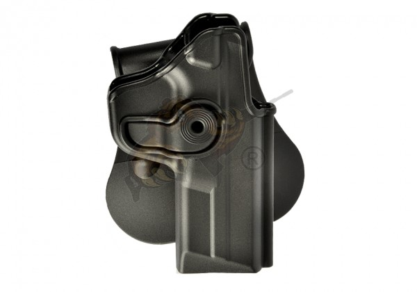 Roto Paddle Holster S&W M&P Schwarz (rechts) - IMI Defence