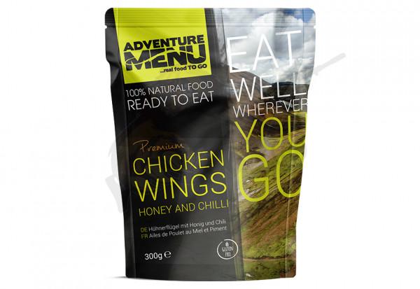 Chicken Wings Honey & Chili - AdventureMenu