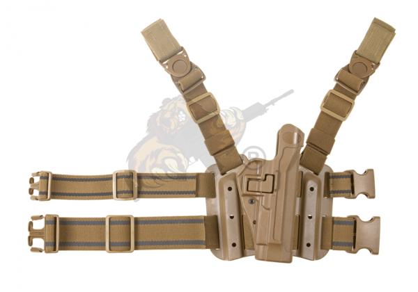 SERPA Holster Set Beretta 92/96/M9/M9A1 in Coyote - Blackhawk