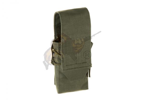 AK Double Mag Pouch Ranger Green - Templar's Gear