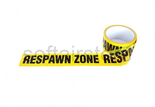 Zone Tape / Absperrband - Respawn Zone