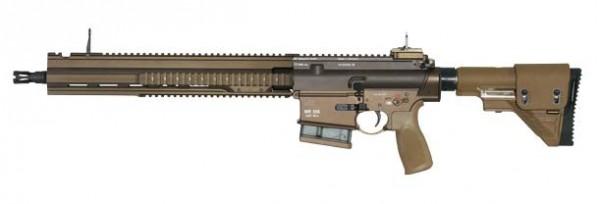 """HK SLB MR308-28, A3-Version, Kal. .308, 16,5"""" RAL8000"""