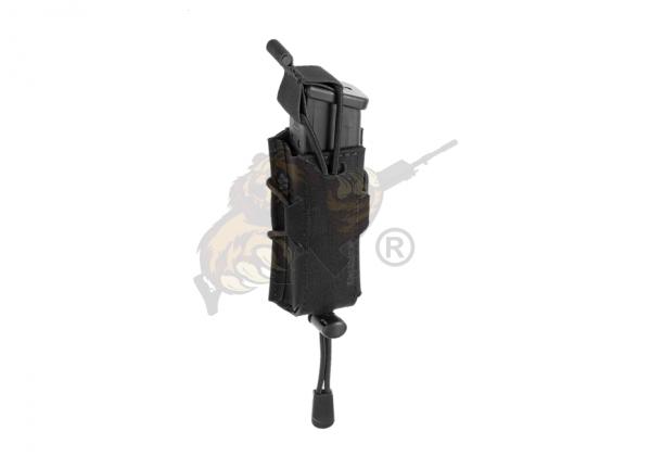 Universal Pistol Mag Pouch Black - Claw Gear