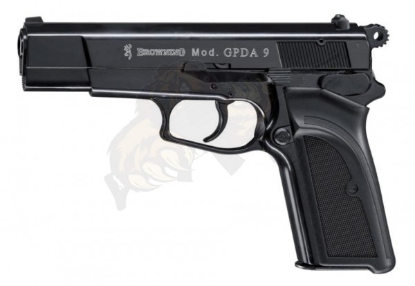 Browning GPDA 9 Schreckschuss Pistole cal. 9 mm P.A.K. Schwarz
