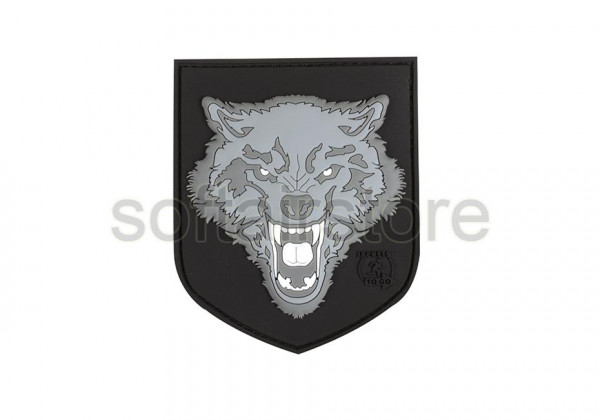 JTG - Wolf Patch, grey