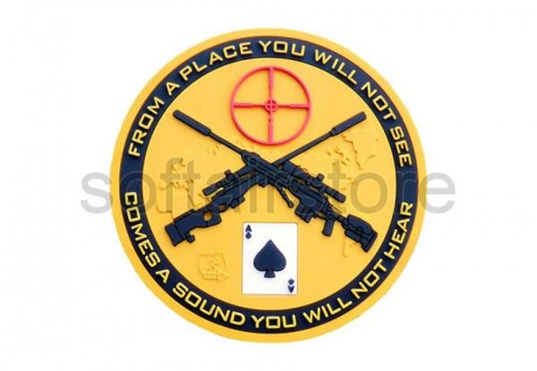 JTG - Sniper Coaster (Untersetzer), orange