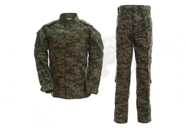 AU001 ACU Uniform Set Russian Multi-Terrain Digital - Dragonpro