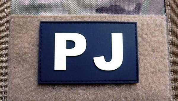 JTG - PJ - Pararescue Jumper - Patch, gid