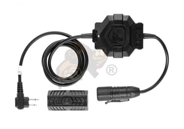zTac Wireless PTT Motorola 2-Pin Connector - Z-Tactical