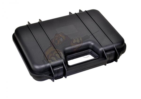 Pistol Hard Case / Pistolenkoffer - Schwarz