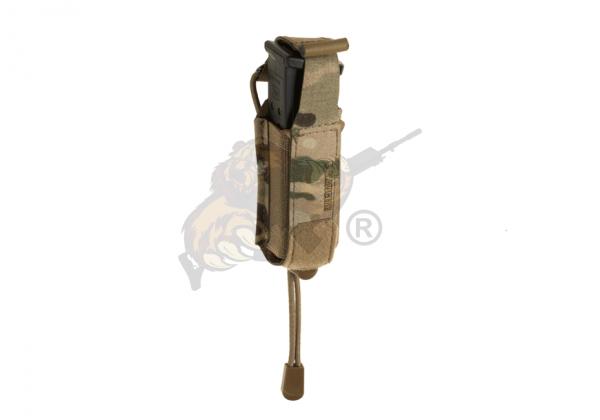 9mm Backward Flap Mag Pouch Multicam - Claw Gear