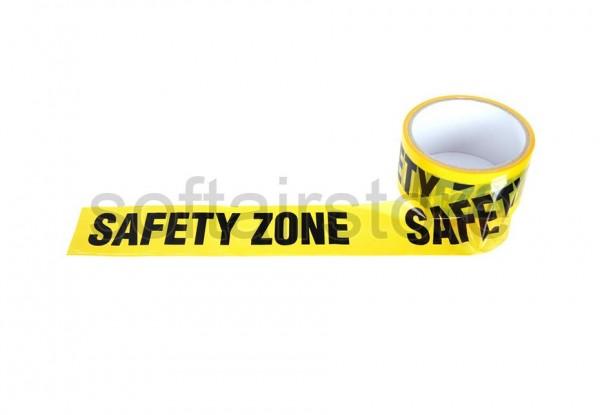 Zone Tape / Absperrband - Safty Zone