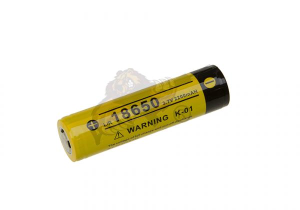 18650 3,7V 2200mAH