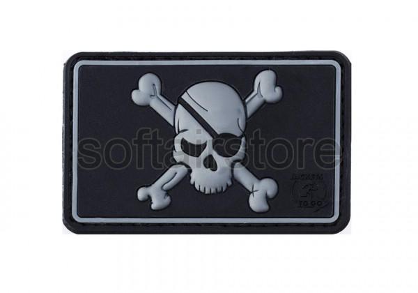 JTG - Pirate Skull patch, swat