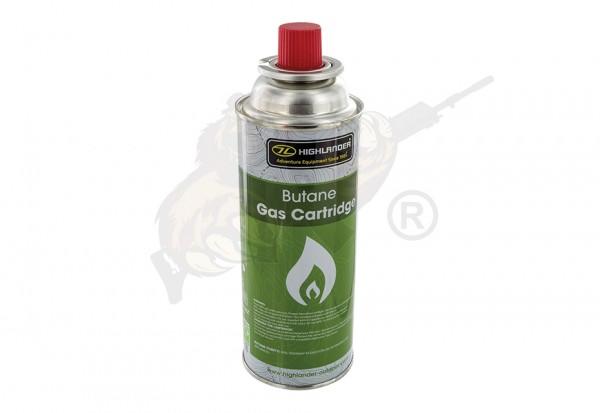 Butangas Kartusche für Gas-Heizstrahler - Highlander
