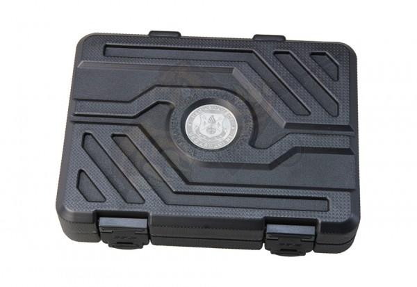 Pistol Hard Case / Pistolenkoffer - Schwarz von G&G