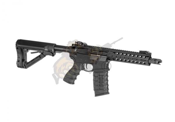 G&G CM16 FFR A2 Airsoft mit ETU in schwarz -F-
