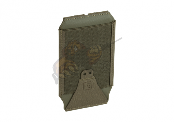5.56 Low Profile Mag Pouch RAL7013 - Claw Gear